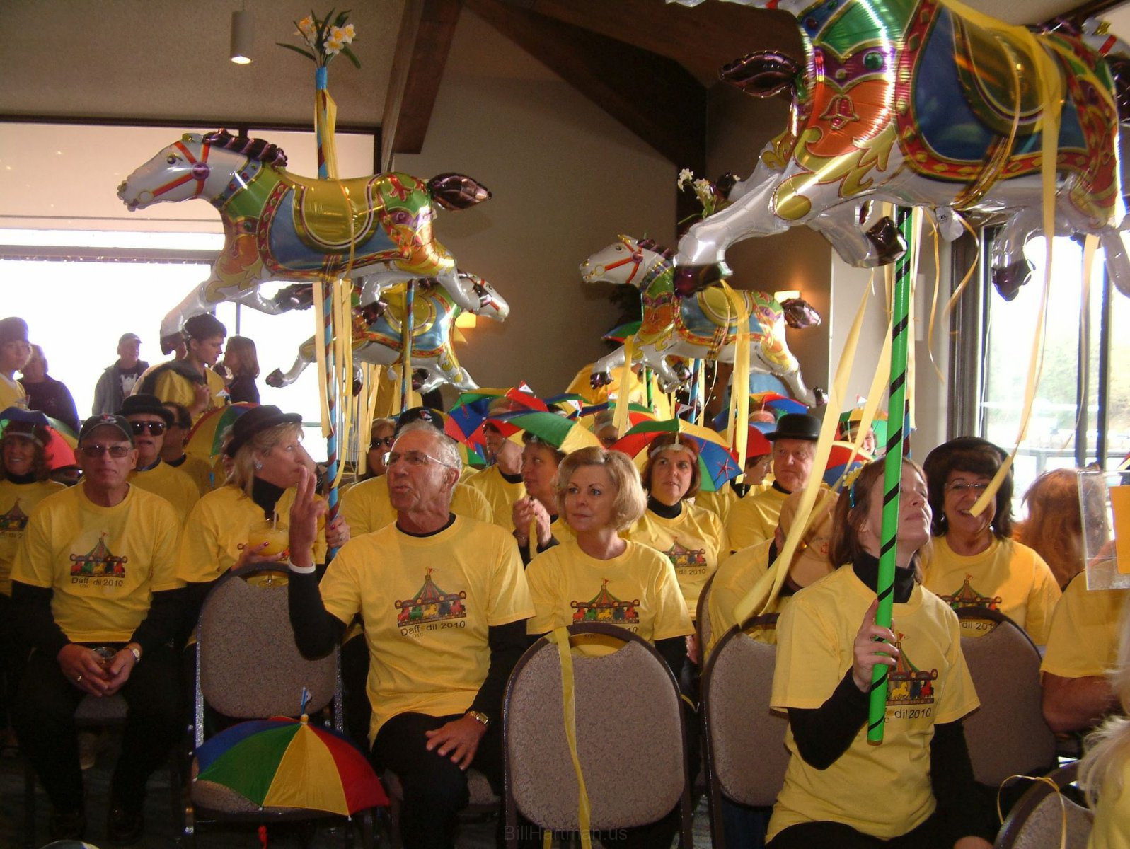 April 2010  Daffodil Parade - TYC