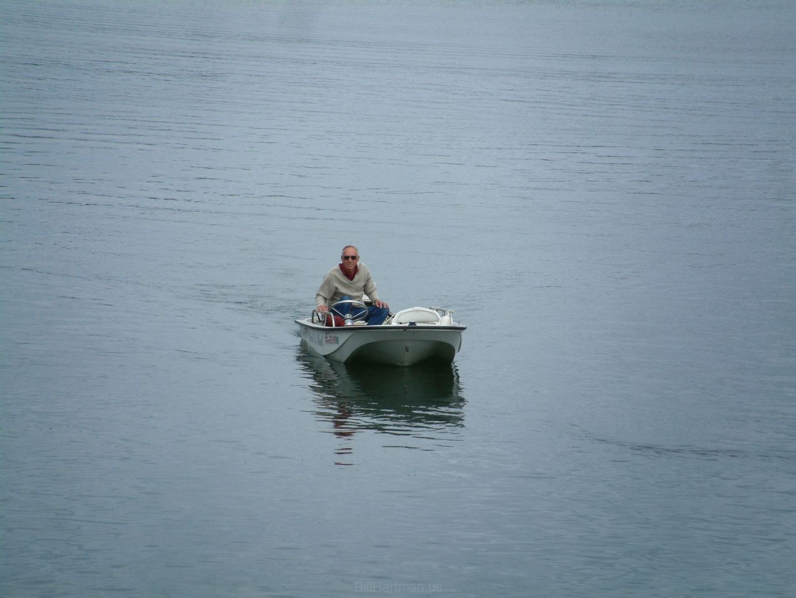 May 2007 Cruising in the dingy