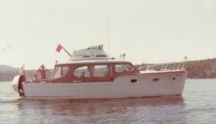 1969 Bill's Boat