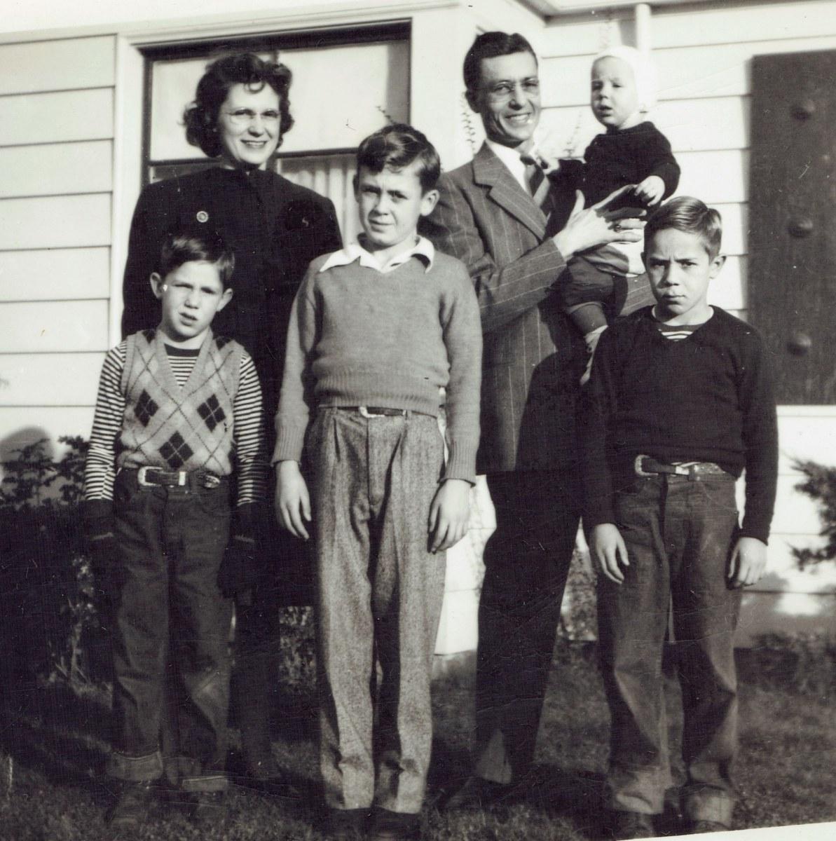 1947-November-27th Thanksgiving day