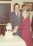 1973 Bill and Dene's Wedding