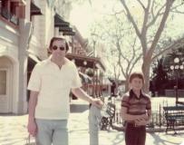1976 Disneyland