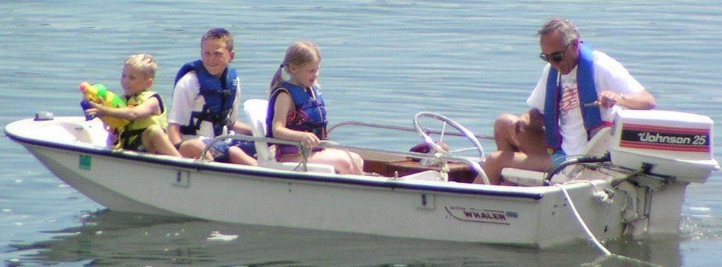 June 2003 Boat Camp