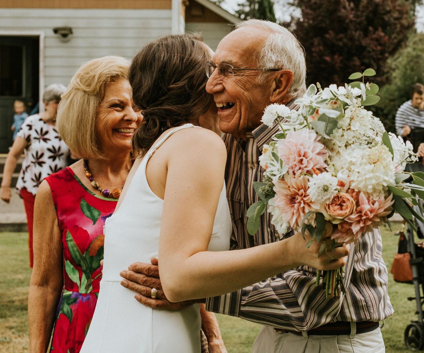 August 2019 -- Jensen's Wedding