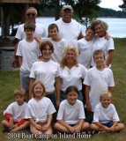 August 2004 Boat Camp