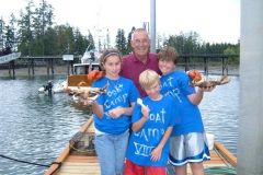 August 2007 Boat Camp