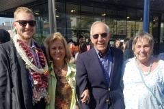 May 2019 -- Drew's Graduation from Academy of Art University