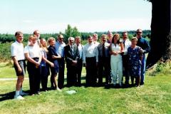 2000 Hartman Family Photo
